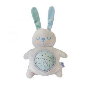 Pabobo Grey, Kid's Room-Stars Projectors With Music Rabbit