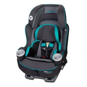 Baby Trend Black/Blue PROtect Car Seat Series Elite Convertible Car Seat Atlas