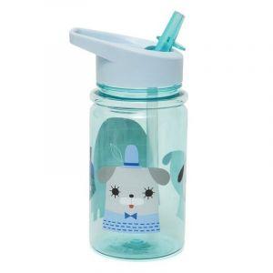 Petit Monkey Peanut & Co Mint Drinking Bottle