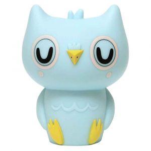 Petit Monkey Blue Owl Night Light