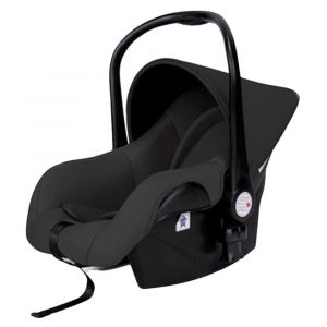 Pikkaboo Black New Style Infant Car Seat