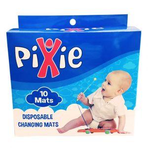 Pixie 10pcs Disposable Changing Mats