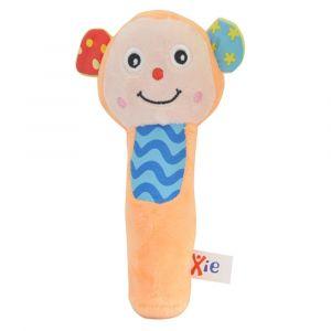 Pixie Monkey Rattle Toy