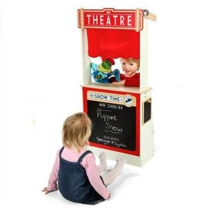 BigJigs Play Shop and Theatre