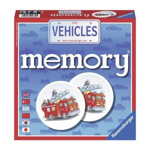 Ravensburger Vehicles Memory