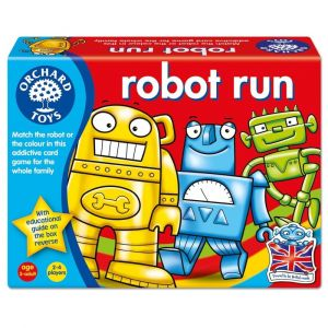 Orchard Robot Run