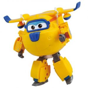 Superwings Donnie Change Em Up Toy
