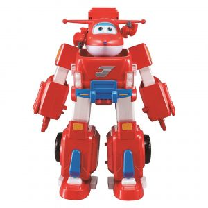 Superwings Jett Transforming Vehicle Toy