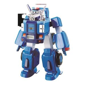 Superwings Paul Transforming Vehicle Toy