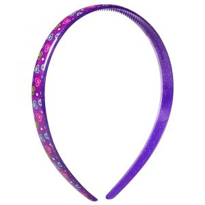 Shopkins Hair Band Lavender