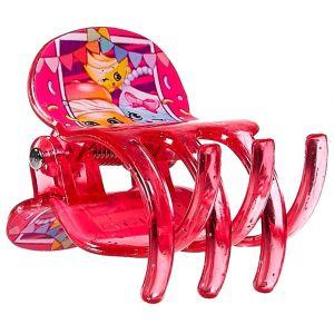 Shopkins 2pcs Pink Hair Claws