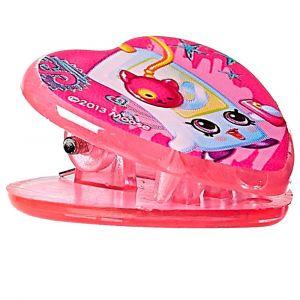 Shopkins 4pcs Pink Hair Claws