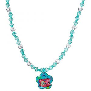 Shopkins Green Necklace