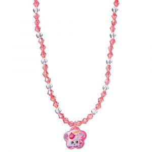 Shopkins Necklace -Pink