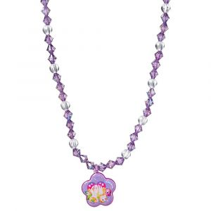 Shopkins lavender Necklace