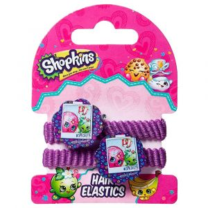 Shopkins Pony Band2pcs Lavender Pony Bands