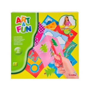 Simba Art & Fun Learn To Cut