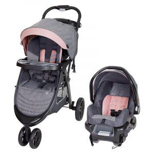 Baby Trend Starlight Pink Skyline 35 Stroller/Carseat Travel System