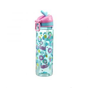 Smily Kiddos Light Blue Fancy Sipper Bottle