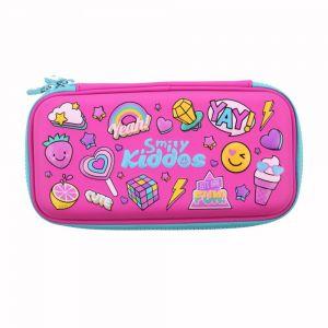 Smily Kiddos Pink Small Pencil Case