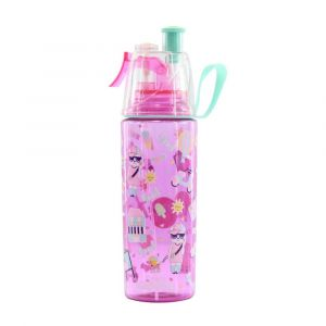 Smily Kiddos Purple Sports Drink Bottle