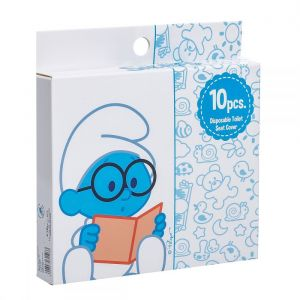 Smurfs 10 Box Disposable Toilet Seat Covers