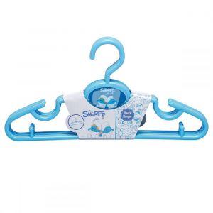 Smurfs Blue Hangers 5pcs