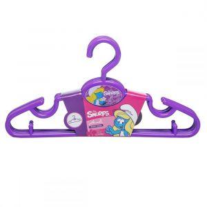 Smurfs Lavender Hangers 5pcs