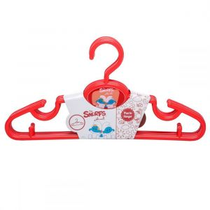 Smurfs Red Hangers 5pcs
