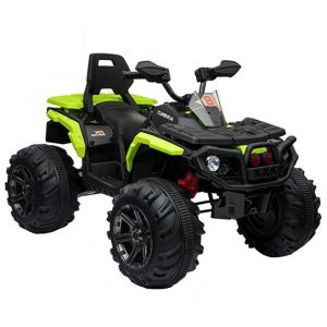 Terrain Quad Bike Maverick 4X4 - Black-Green