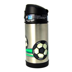 Thermos Funtainer Bottle Stinless Steel Hydration Bottle 355ml