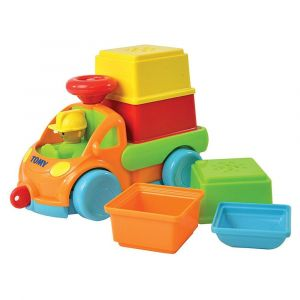 Tomy Toomies 3 in 1 Stacker Truck Toy