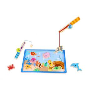 Tooky Toys Fishing Game - Kids Toys