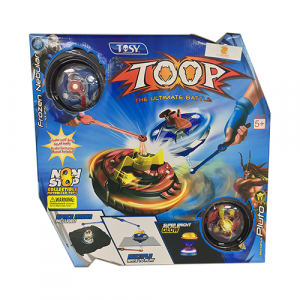 Tosy Toop The Ultimate Battle Set Toy