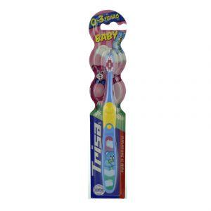 Trisa Baby Toothbrush - 0-3yrs