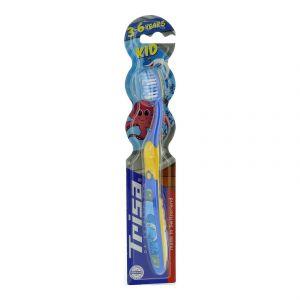 Trisa Kid Soft Toothbrush -3-6yrs