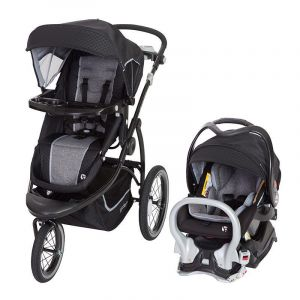 Baby Trend Turnstyle Snap Tech Jogger Travel System - Gravity