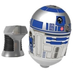 Uncle Milton - Force Spinners - Assortment Of 2 (R2D2, Bb8)