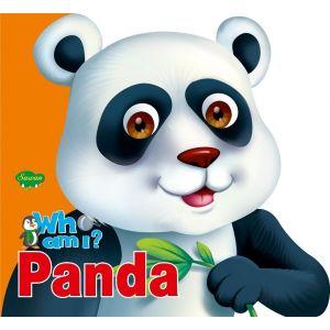 Sawan Who Am I Panda - Children's Book