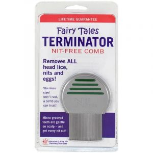 Fairy Tales Haire Care Terminator Nit-Free Comb
