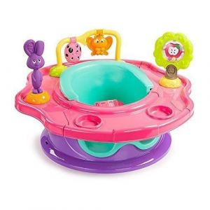 Summer Infant Pink, 3-Stage Superseat Forest Friends