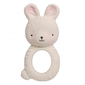 A Little Lovely Company Teething Ring - Bunny