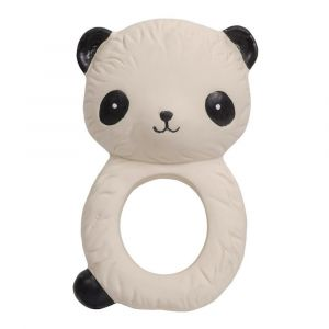 A Little Lovely Company Teething Ring - Panda