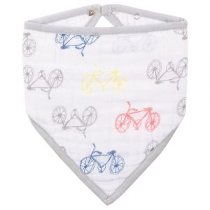 Aden + Anais Classic Bandana Bib Leader of the Pack - Cycles