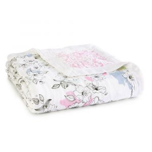 Aden+Anais Meadowlark Silky Soft Dream Blanket