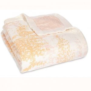 Aden+Anais Primrose Birch Silky Soft Dream Blanket