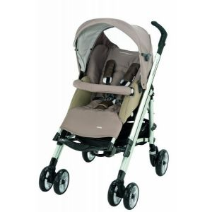 Bebe Confort Walnut Brown Loola Full Stroller