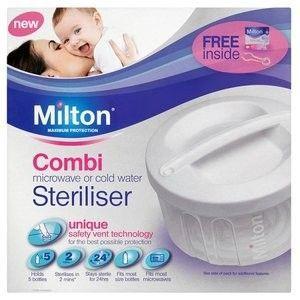 Milton White Combi Bottle Steriliser