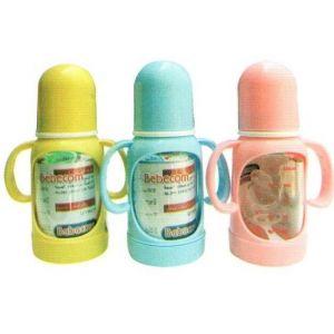 Bebecom Standard Plastic Bottle 125ml