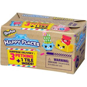 Happy Places Shopkins Surprise Delivery - Collectable Toys